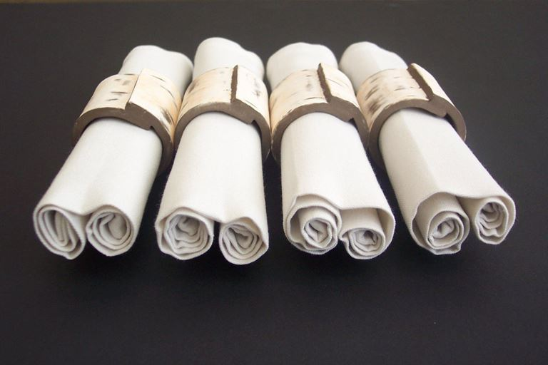Napkin rings. To order.
